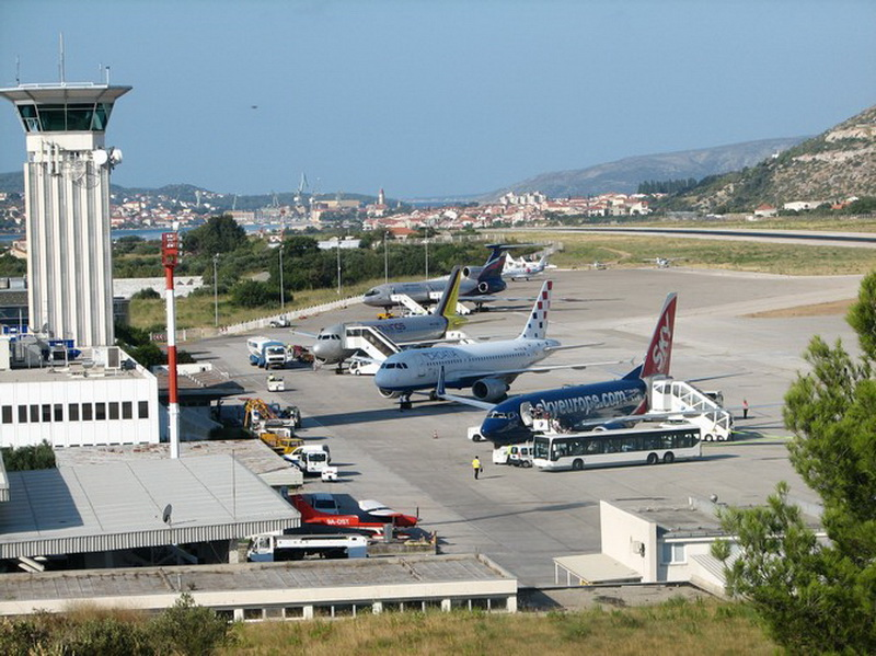Split Airport Croatia Car Rental