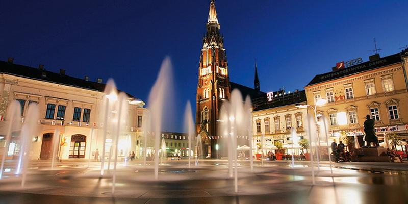 Car Rental Osijek Downtown Uni Rent